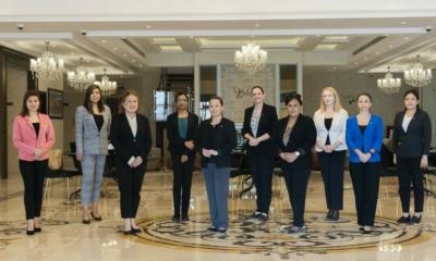 مجموعة تايم للفنادق تفتتح فندق بإدارة نسائية كاملة في دبي