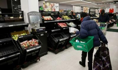 كوارث البريكست مستمرة.. بريطانيا مهددة بحدوث نقص في الغذاء!