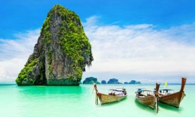 """تايلاند : حملة سياحية ضخمة """"ليلة واحدة دولار واحد"""" !"""
