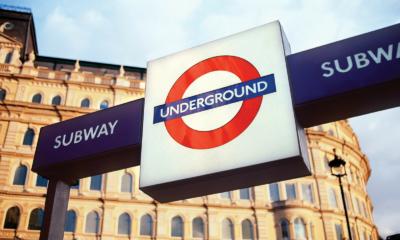 بريطاني يشعل النار في نفسه في محطة مترو الأنفاق شمال لندن