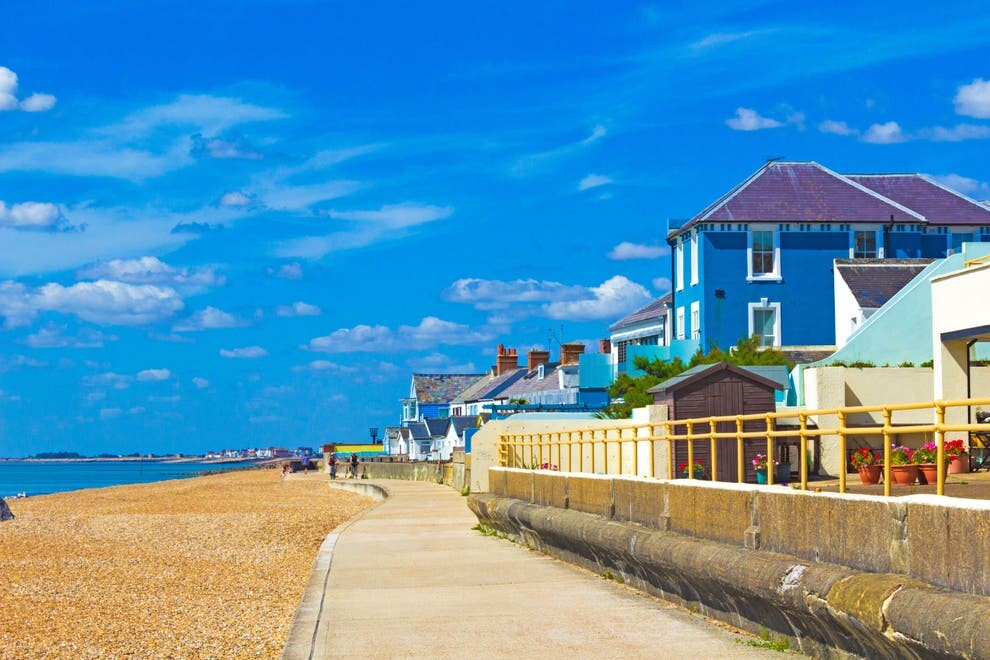 """تعرف على قرية """"ساند جيت"""" أجمل الأماكن السياحية في بريطانيا"""