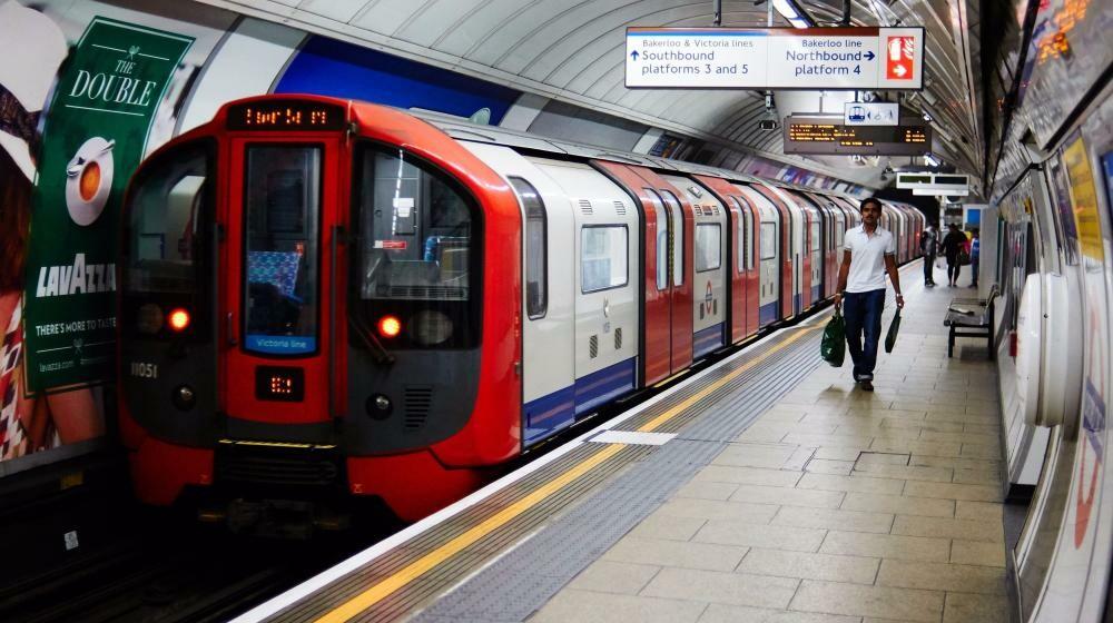 تعرف على رحلة مترو أنفاق لندن الأغلى في العالم