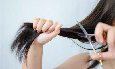 صالونات بريطانيا تعيد تدوير الشعر لإزالة البقع النفطية من البحار