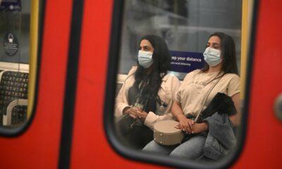 الإجراءات الإحترازية في وسائل النقل بعد رفع القيود ضمن مؤتمر صحفي لعمد شمال انجلترا