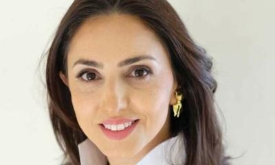 هالة خياط ... فنانة راقية وخبيرة عالمية بكل أنواع الفنون والمعارض