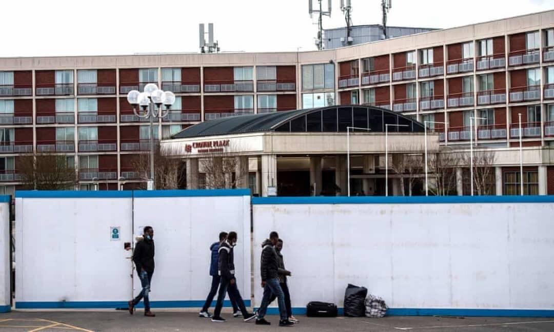 وفاة طالب لجوء سوداني في فندق بالقرب من مطار هيثرو