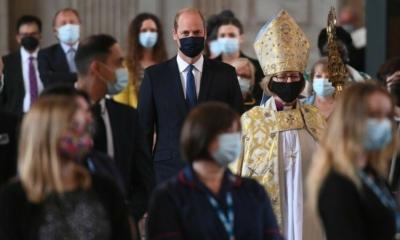 العائلة المالكة تحتفل بالذكرى السنوية الثالثة والسبعين لهيئة الخدمات الصحية الوطنية