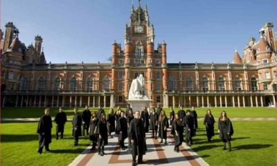 مليون طالب مرشحون للالتحاق بالجامعات البريطانية بحلول عام 2025