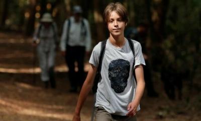 طفل بريطاني يسير 210 ميل من شمال انجلترا إلى لندن والسبب؟!