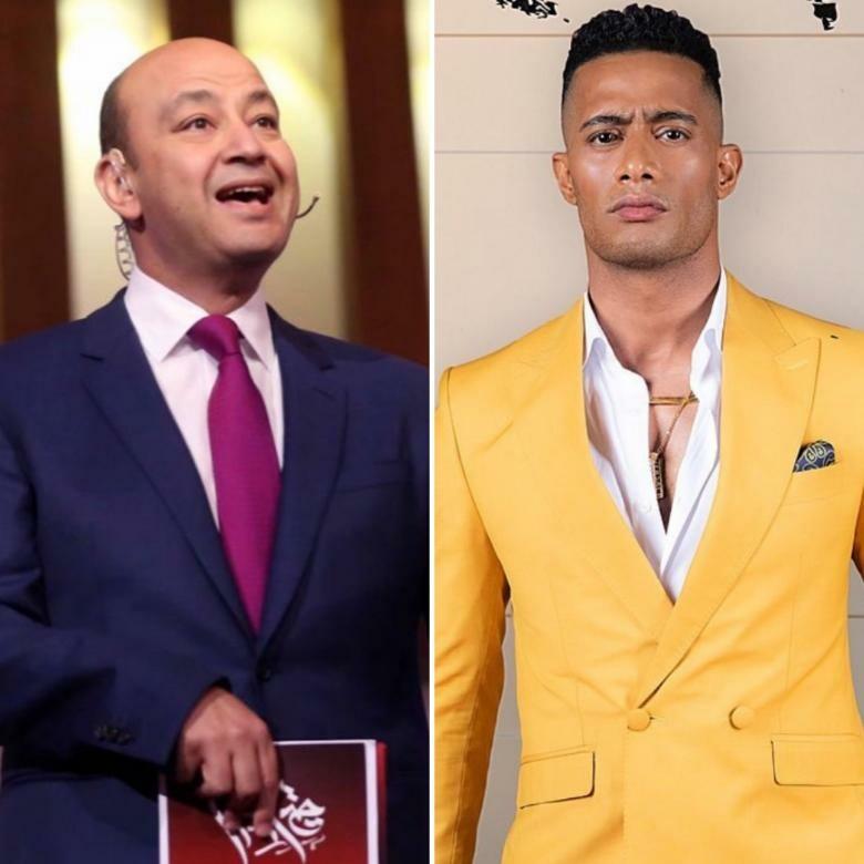 محمد رمضان يكسب في أولى قضاياه ضد عمرو أديب ويغرمه 10 آلاف جنيه