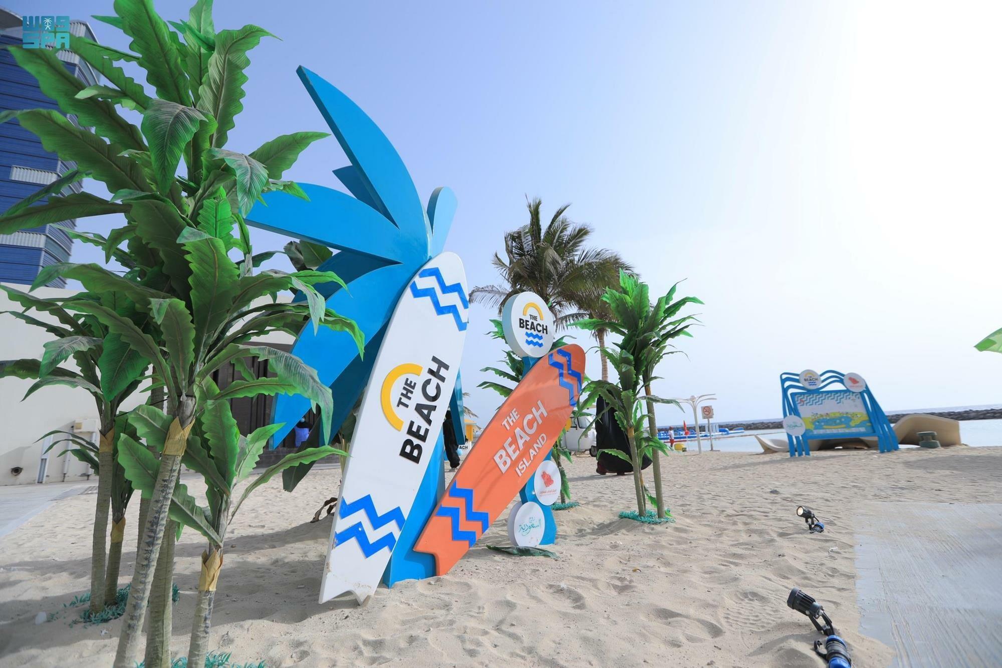 جدة: وجهة مثالية للسياحة بأكبر جزيرة مائية عائمة في العالم