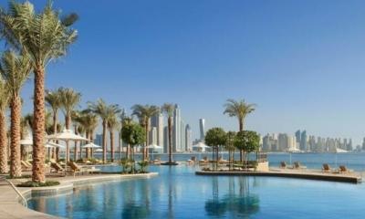 لعطلة مفعمة بالرفاهية.. 3 من أكثر المسابح تميزاً في دبي