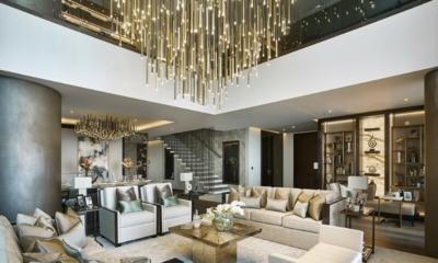 """بتصميم بريطاني.. دبي تحتضن أغلى شقة """"بنتهاوس"""" في العالم"""
