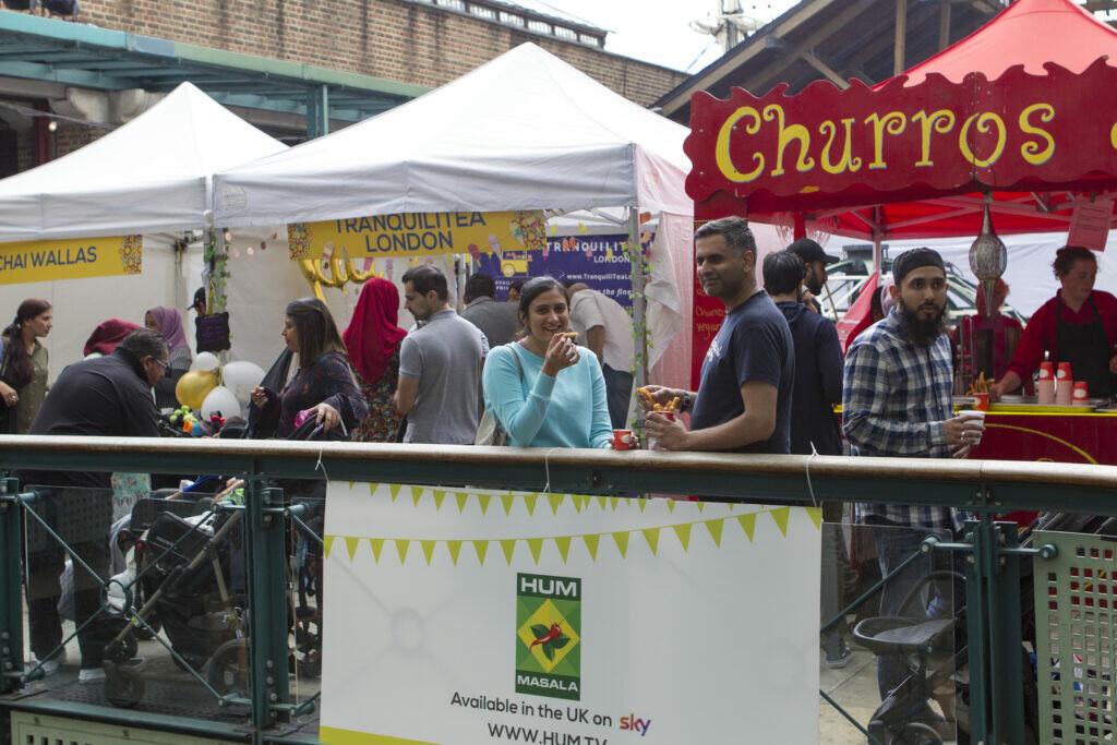 العاصمة البريطانية تستعد لإطلاق أكبر مهرجان للطعام الحلال الأسبوع المقبل
