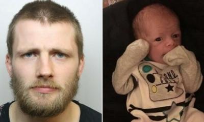 بريطانيا..السجن مدى الحياة لأب هز طفله الرضيع بشكل عنيف تسبب في موته