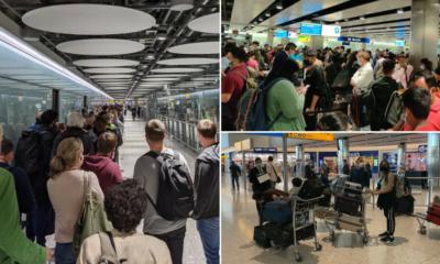 فوضى مطار هيثرو تدخل اليوم الثاني عشر وسط ارتباك بشأن قواعد كوفيد-19