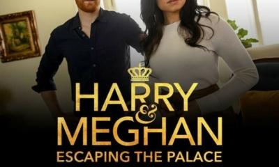 الأمير ويليام شرير وميغان ماركل تلقى نفس مصير الأميرة ديانا حسب فيلم الهروب من القصر