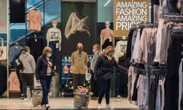 تراجع المبيعات في شركة Primark بسبب أزمة الإمداد