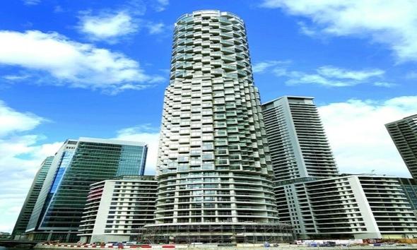 """برج """"قطر للاستثمار"""" يفوز بجائزة التميز في بريطانيا"""